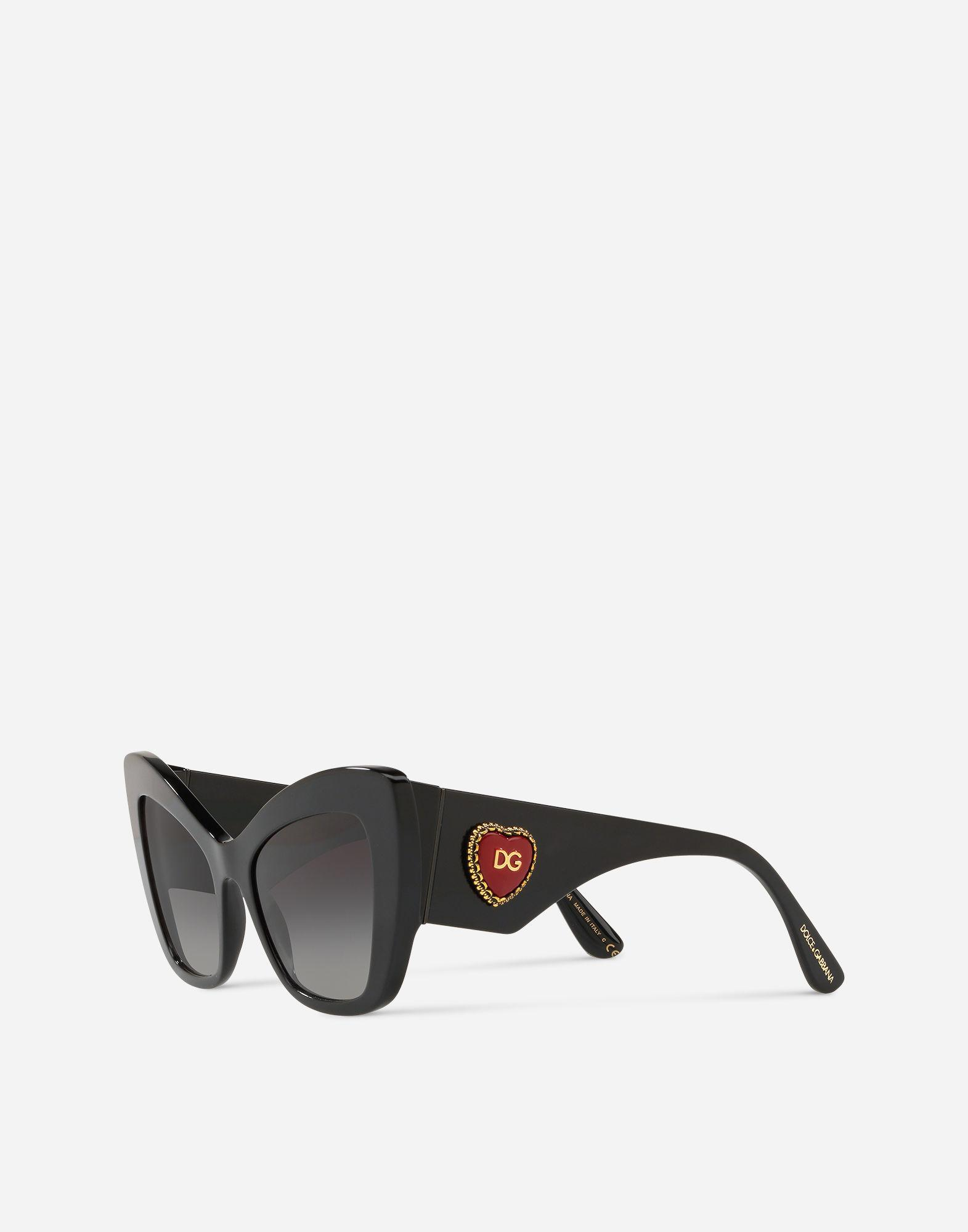Lyst - Dolce   Gabbana Cat-eye Sunglasses In Acetate With