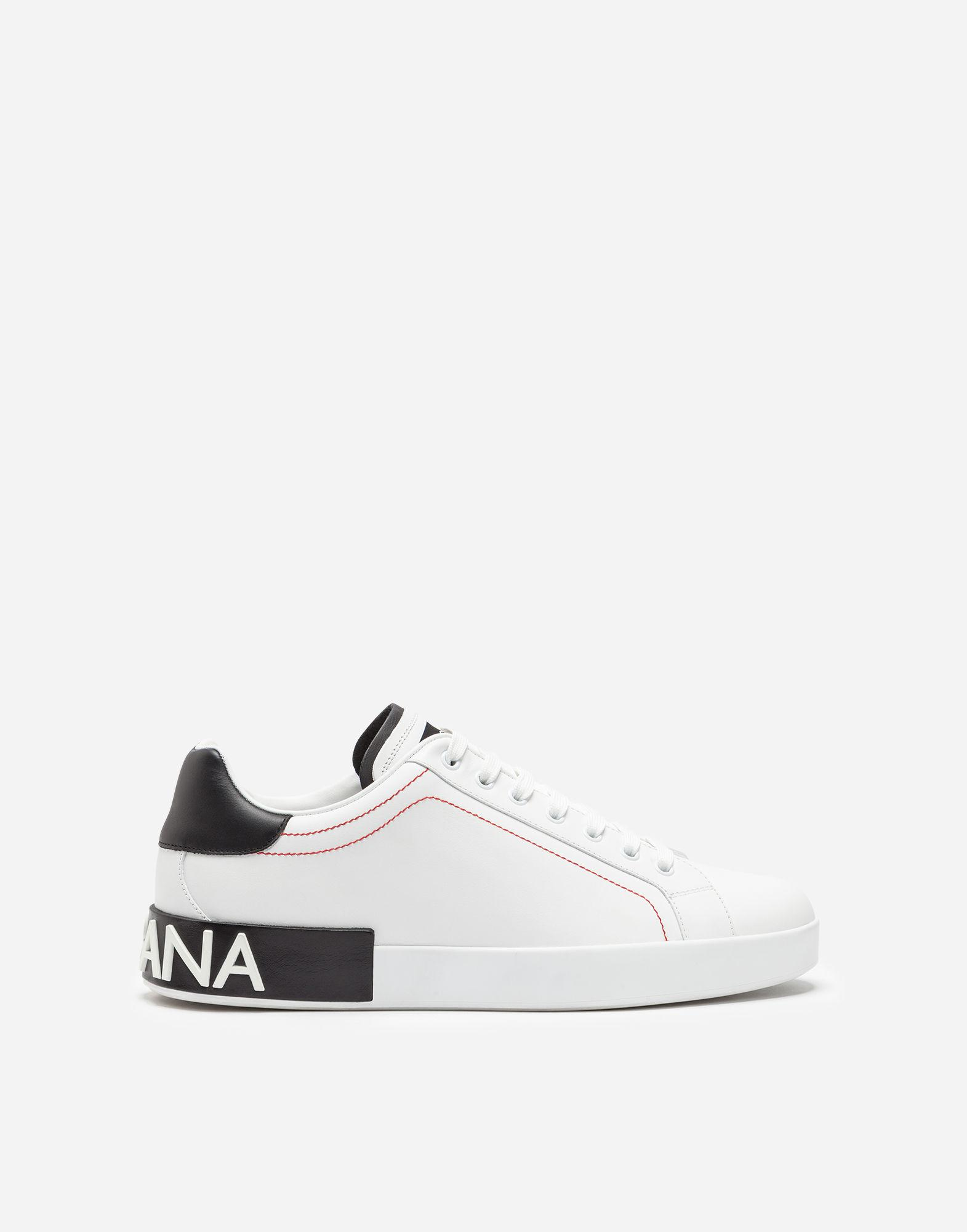 Dolce & GabbanaCalfskin Nappa Sneakers ly0FX7FGJ