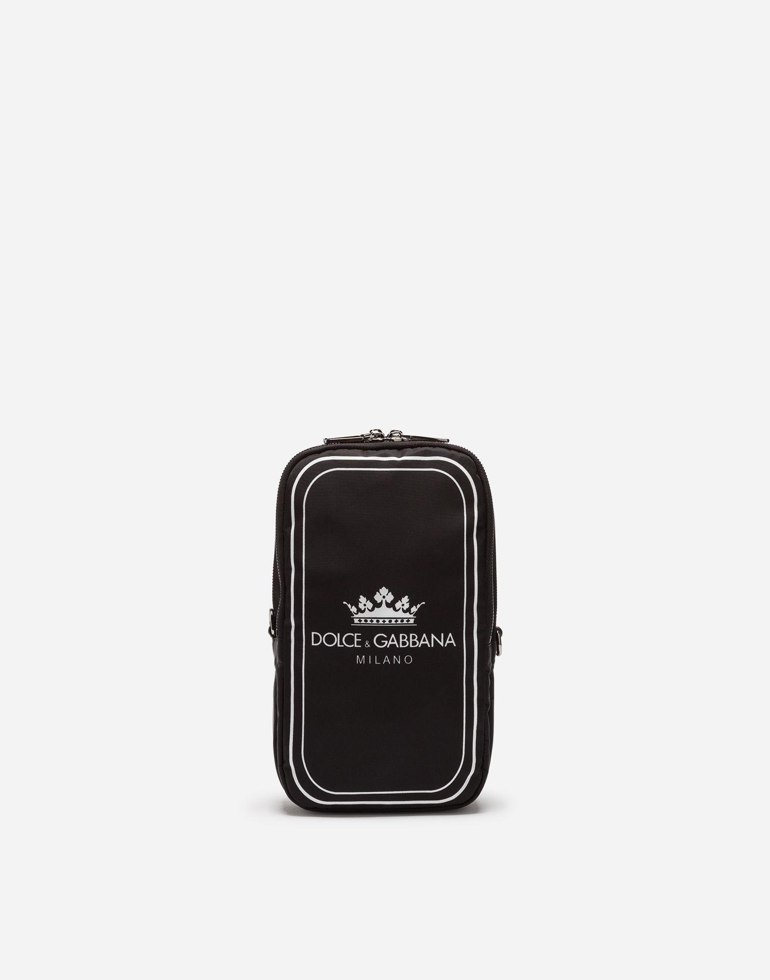 Dolce   Gabbana - Black Backpack For Men On Sale for Men - Lyst. View  fullscreen 74accb764d