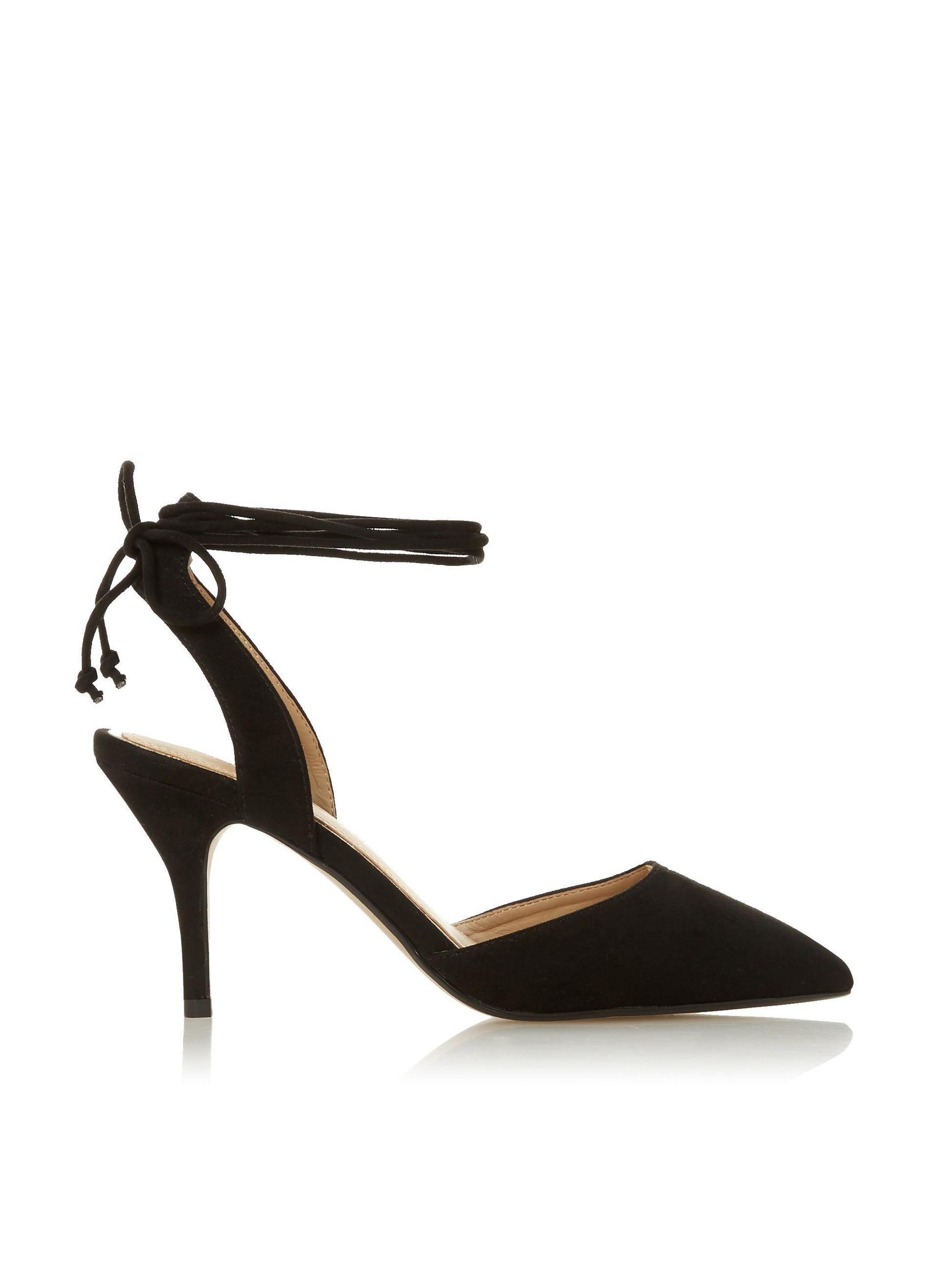 a670687bd73 Dorothy Perkins Head Over Heels By Dune Black 'camley' Ladies Court ...