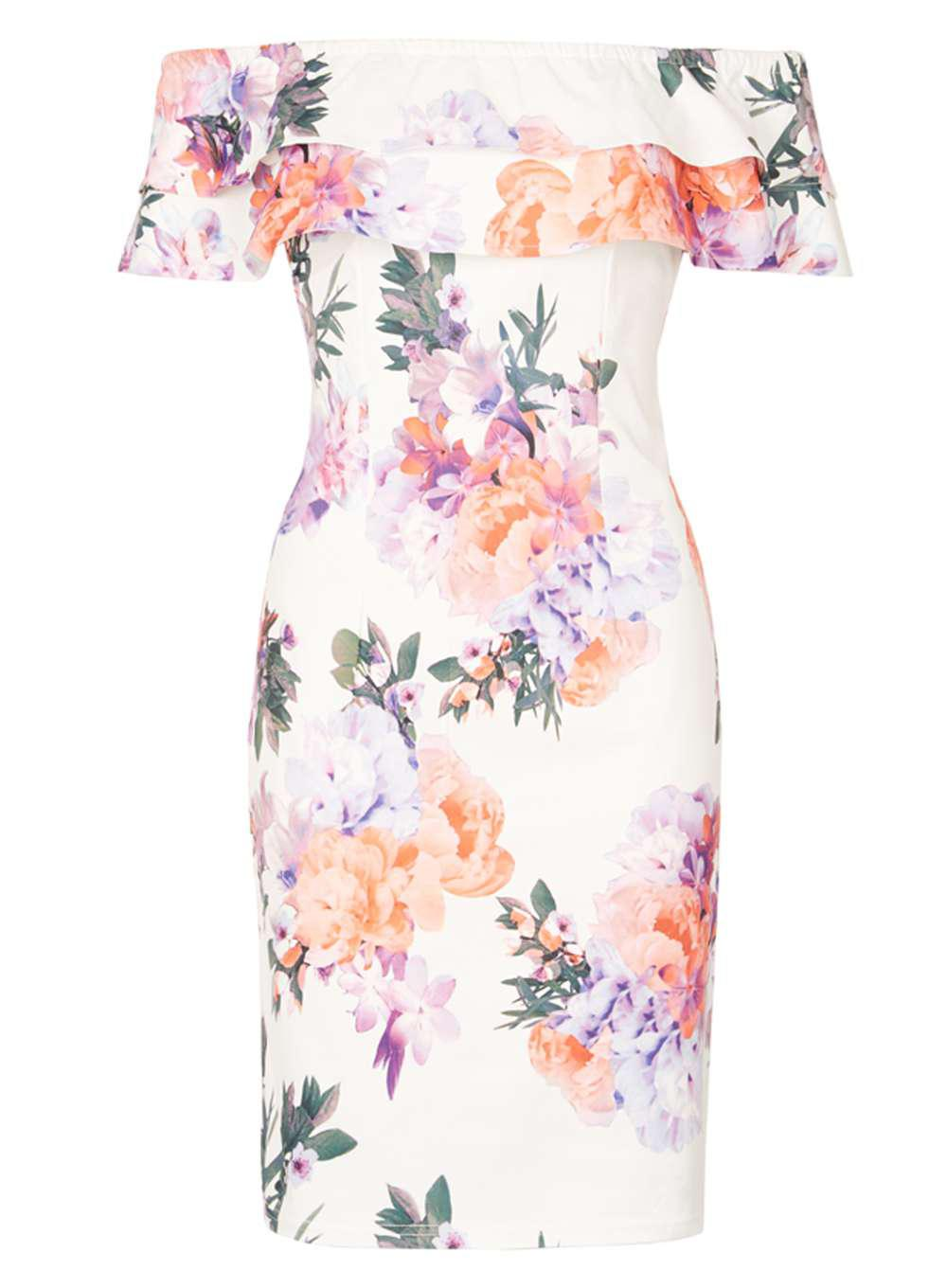 Dorothy Perkins Womens *Izabel London Overlay Bodycon Dress- Genuine For Sale Outlet 2018 New lMZcn6qWB