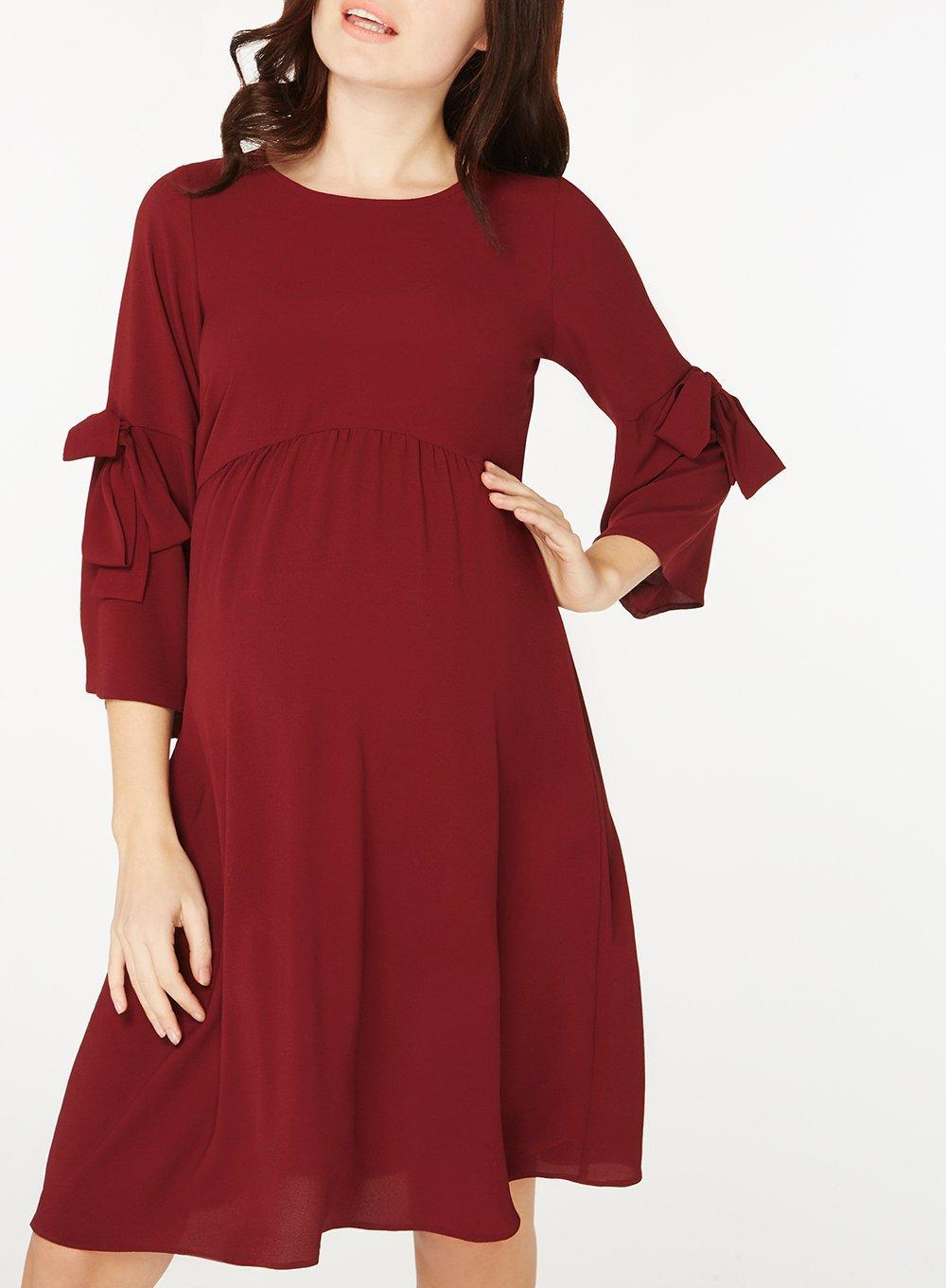 ff5487c7be57b Gallery. Previously sold at: Dorothy Perkins · Women's Burgundy Dresses