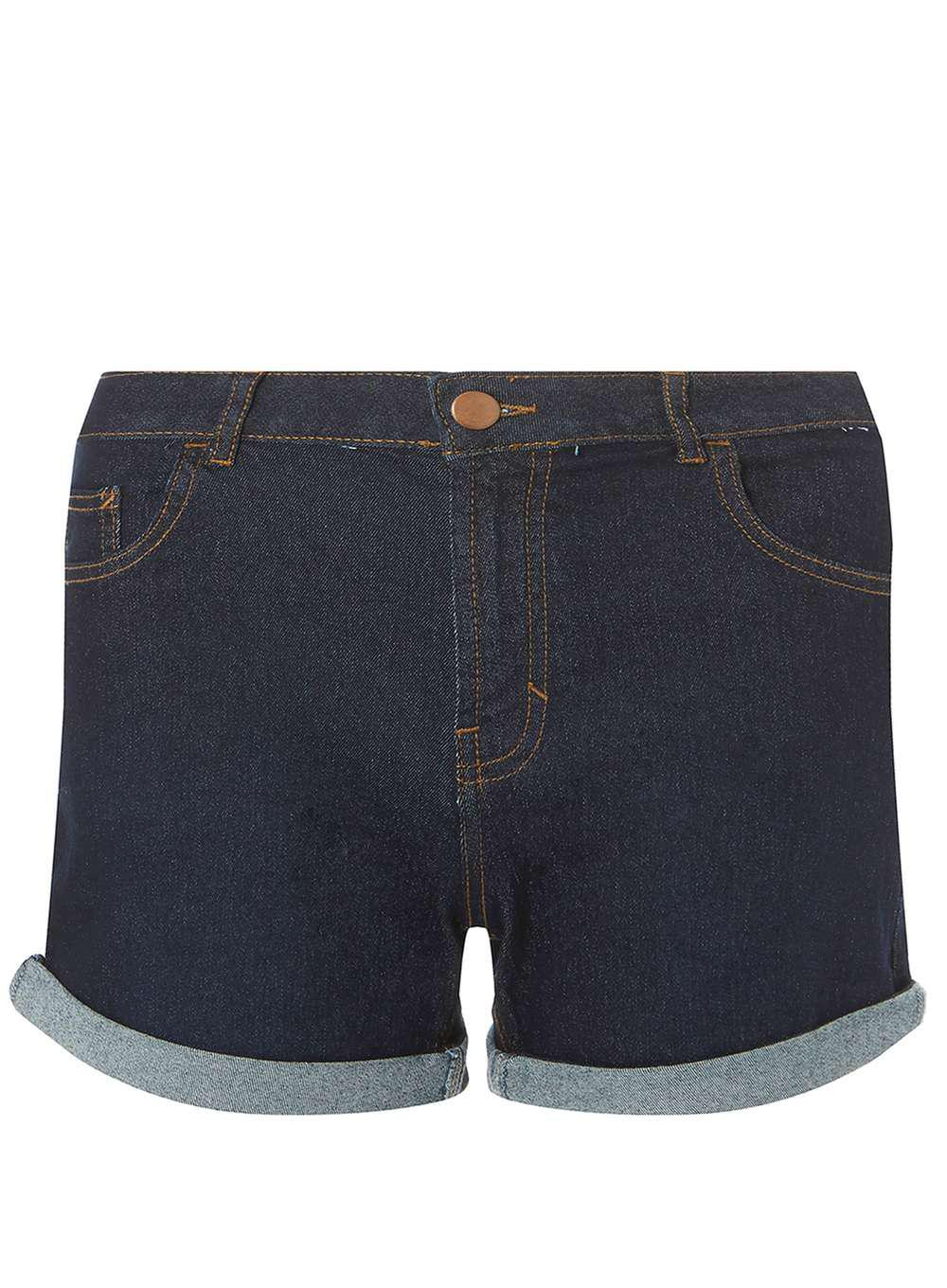 Dorothy Perkins Womens Indigo Denim Knee Length Shorts- For Sale Cheap Authentic Clearance Low Shipping Fee BsZsRQW2fh