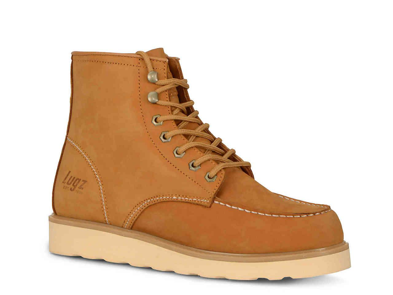 006425acc05f Lyst - Lugz Prospect Boot in Brown