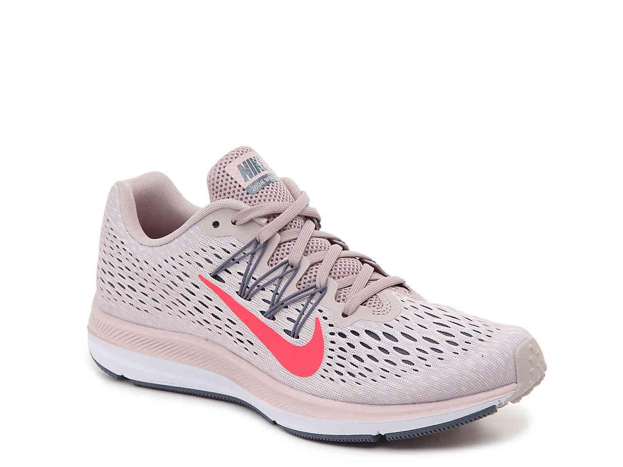 4e620611198d ... where to buy lyst nike zoom winflo 5 running shoe in purple 0f6cd efbfc