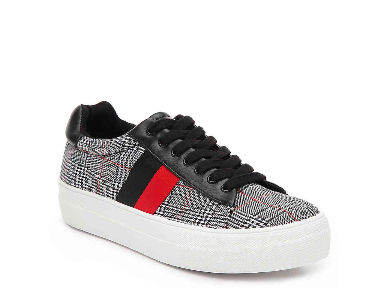 bd9078918ec Lyst - Steve Madden Faxon Platform Sneaker in Black