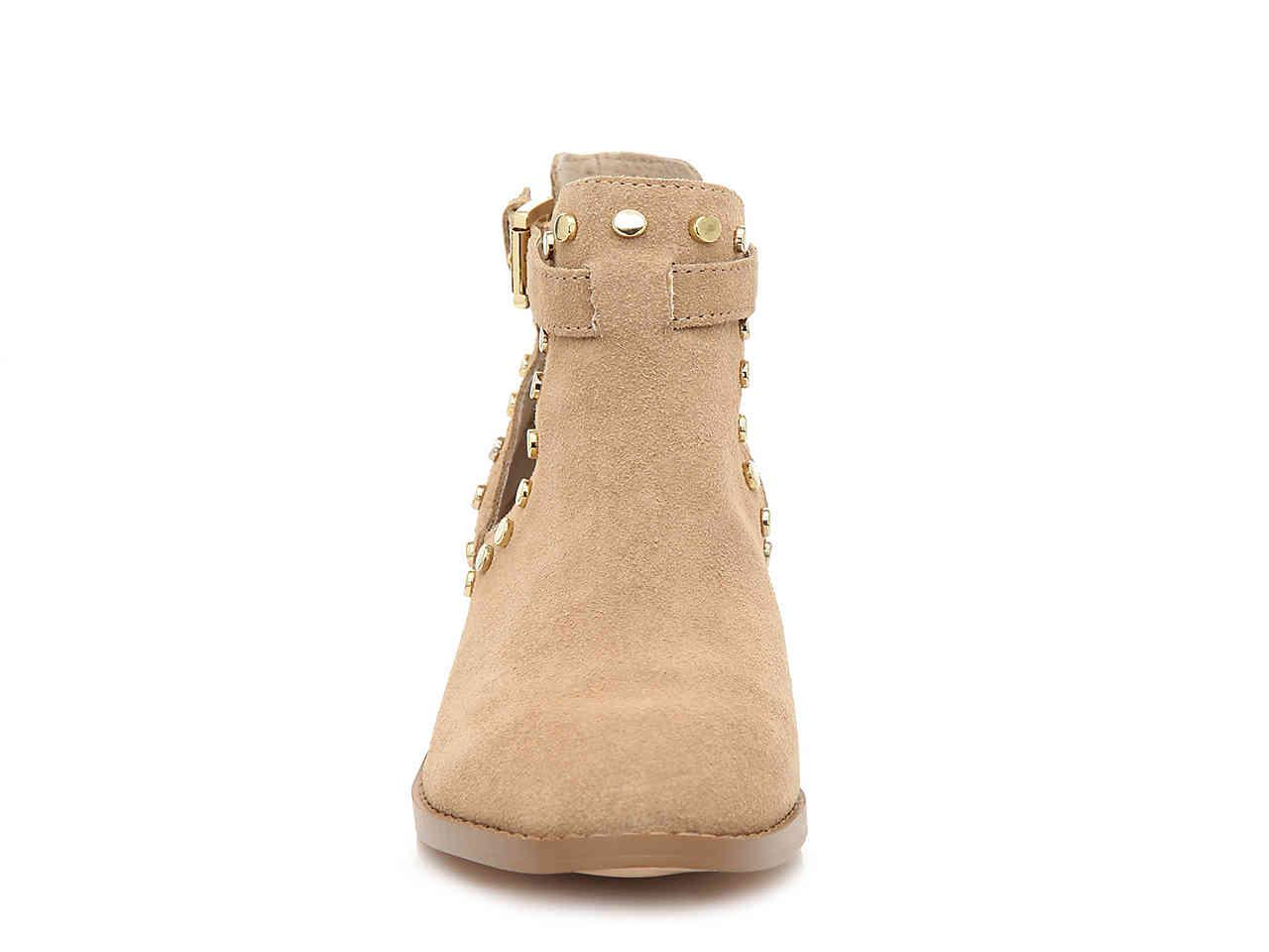 e30dc2c31f9e2 Lyst - Carlos By Carlos Santana Blake Bootie in Natural - Save 70%