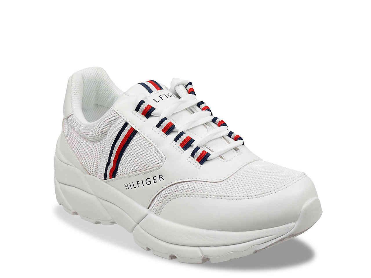 790032ee67b1cd Lyst - Tommy Hilfiger Ernie Sneaker in White