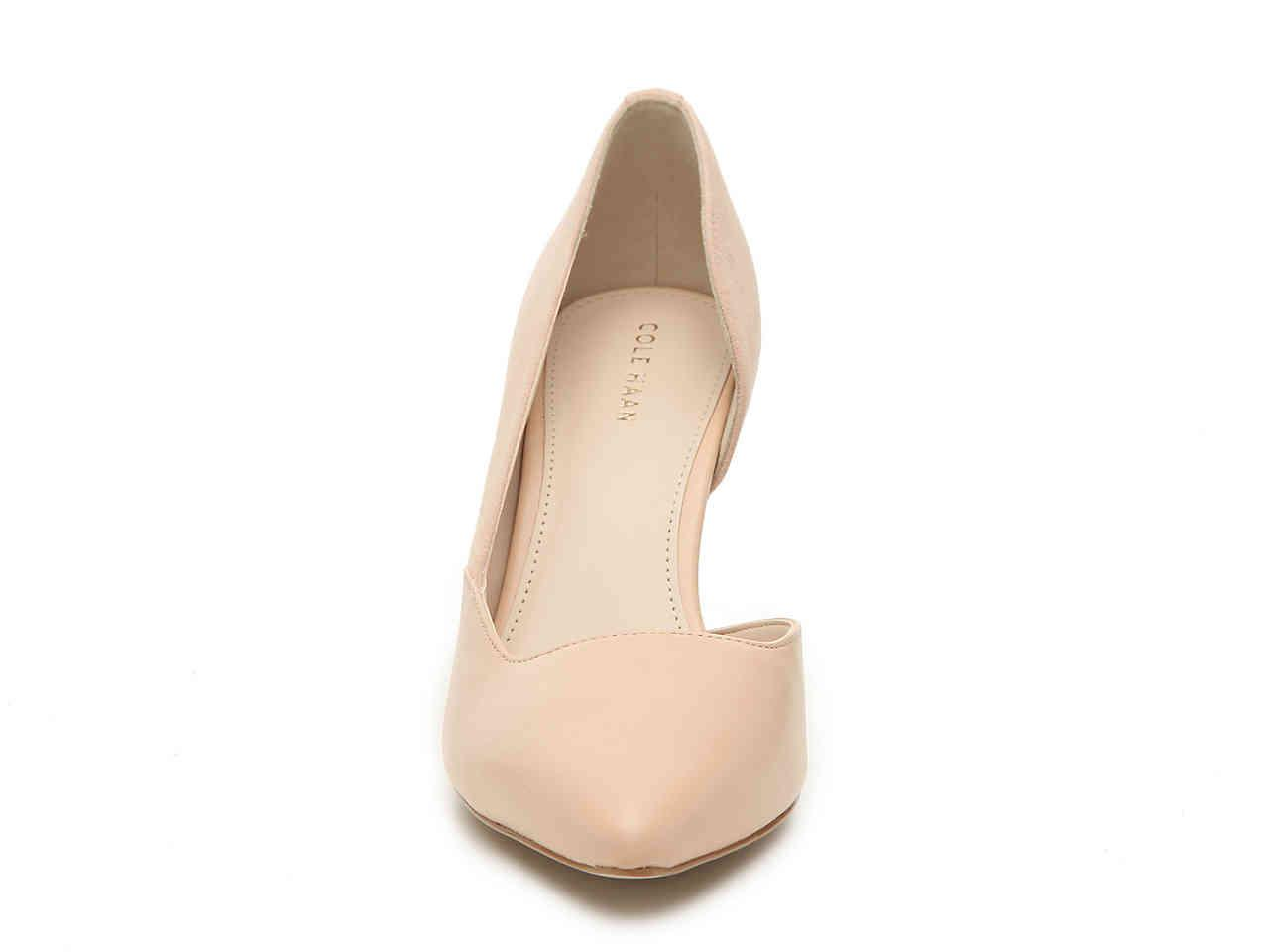 482b4f5924c4 Cole Haan - Natural Rendon Ii Pump - Lyst. View fullscreen