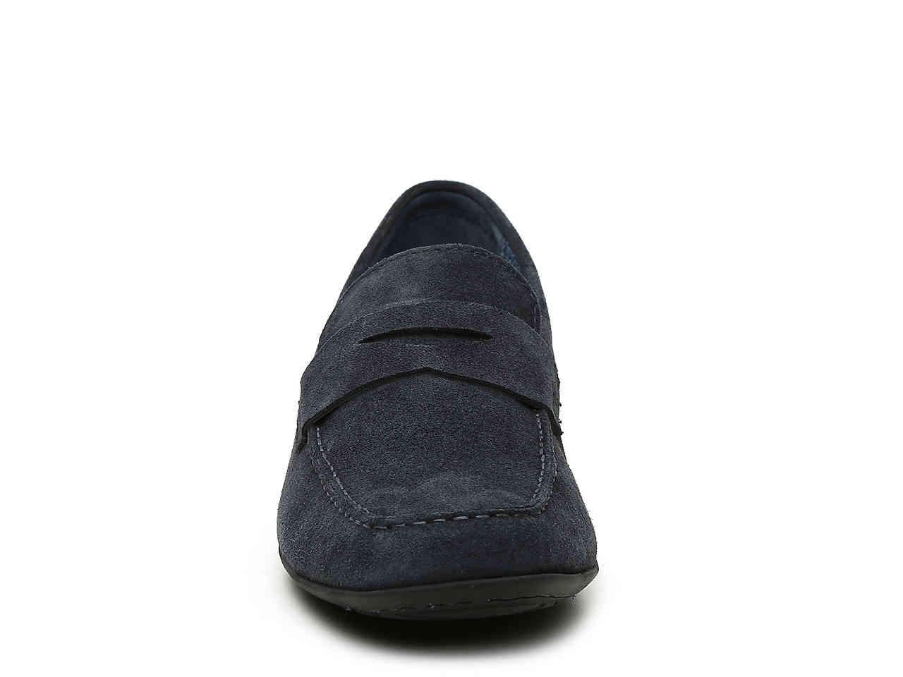 043bf3db275 Born - Blue Dave Penny Loafer for Men - Lyst. View fullscreen