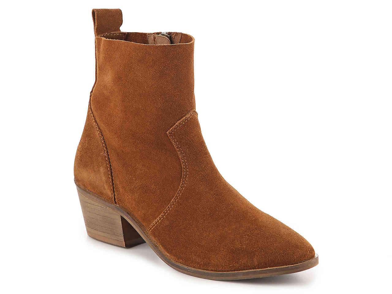 Report Shoes  Report Haris Womens Boots Cognac