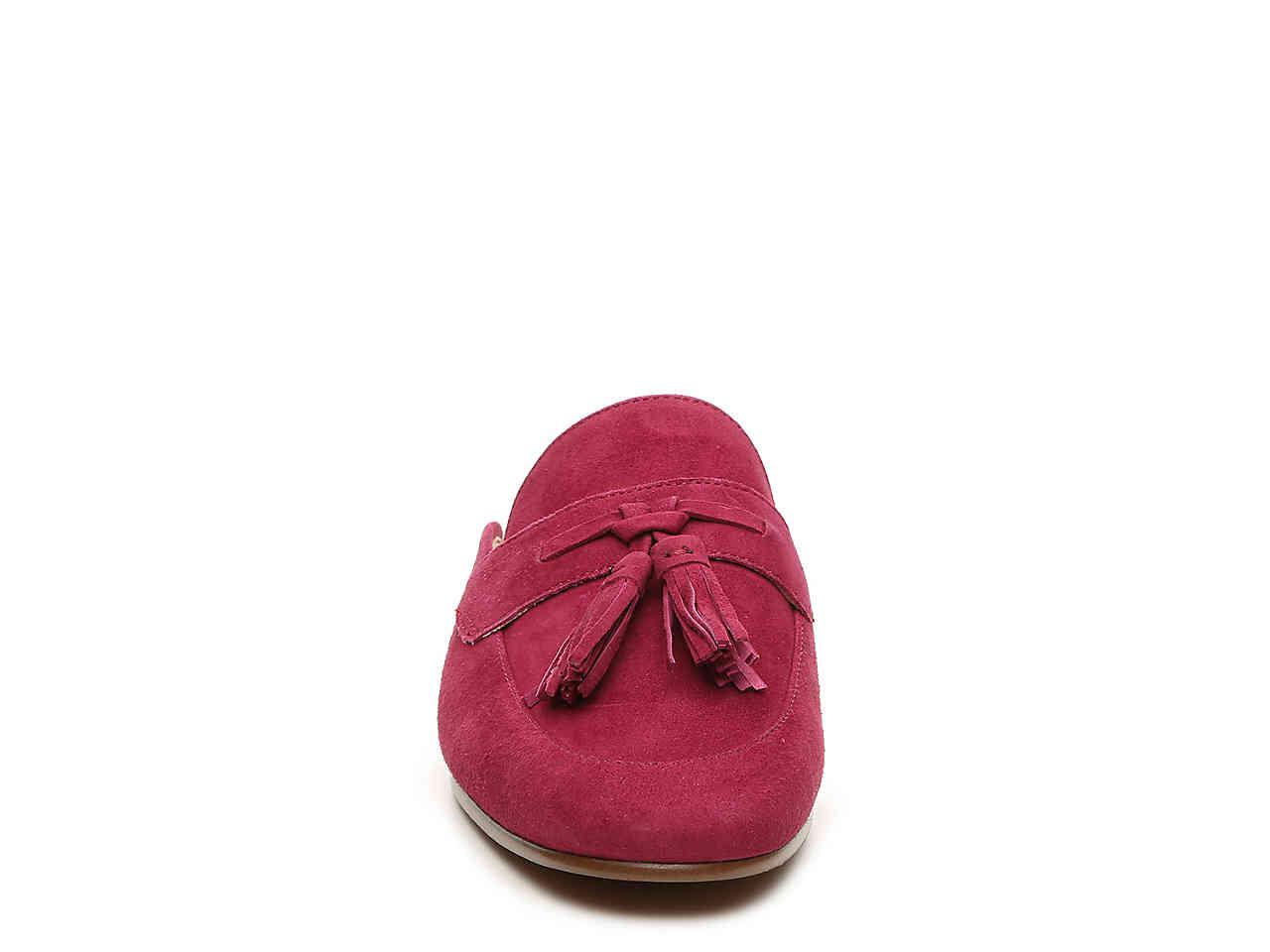 92de630ef Lyst - Sam Edelman Paris Mule in Red