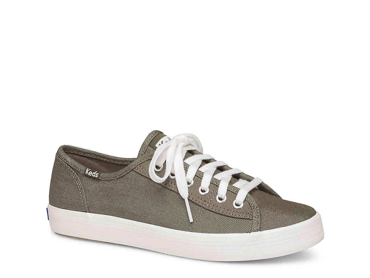 size 40 0d1a5 2e0d6 Lyst - Keds Kickstart Sneaker in Green