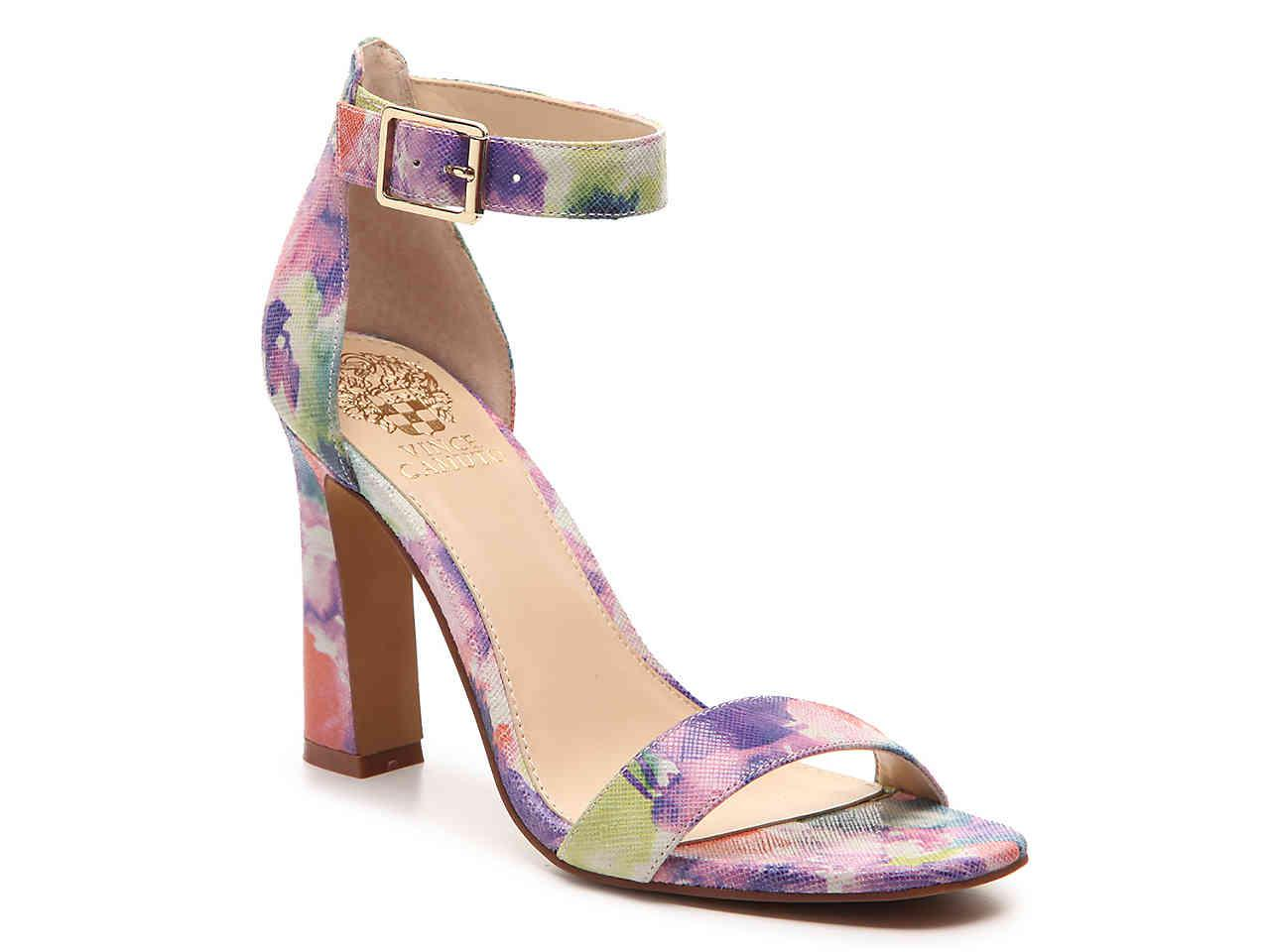 9235363e620 Lyst - Vince Camuto Acelyn Sandal in Purple