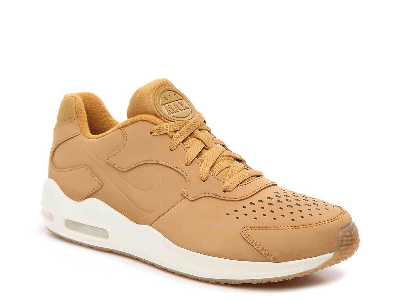 83e8e536bd84 ... italy nike. mens brown air max guile premium sneaker 97f79 d5e58