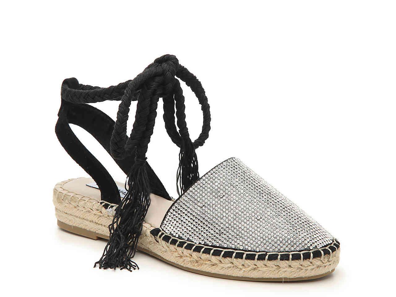 917896e76f2 Lyst - Steve Madden Mesa Espadrille Sandal in Black