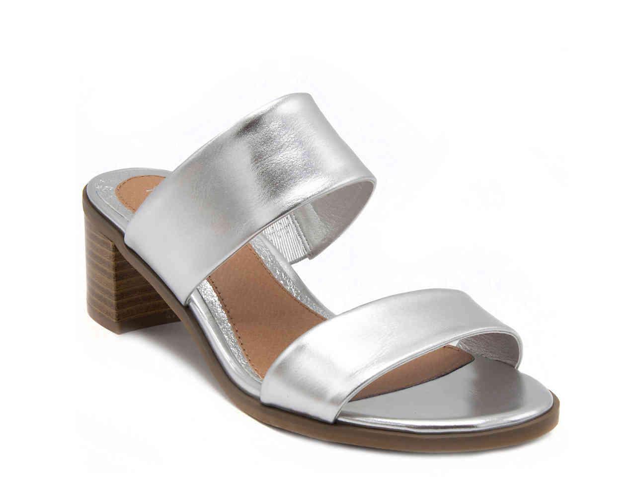 bff00a4b9 Lyst - Rampage Hatty Sandal in Metallic