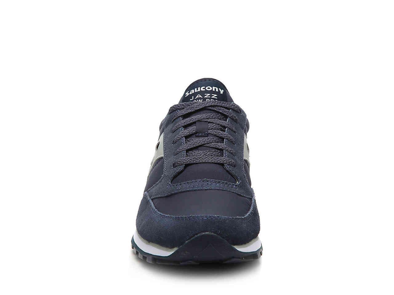 7ff1906c63 Lyst - Saucony Jazz Low Pro Retro Sneaker in Blue for Men