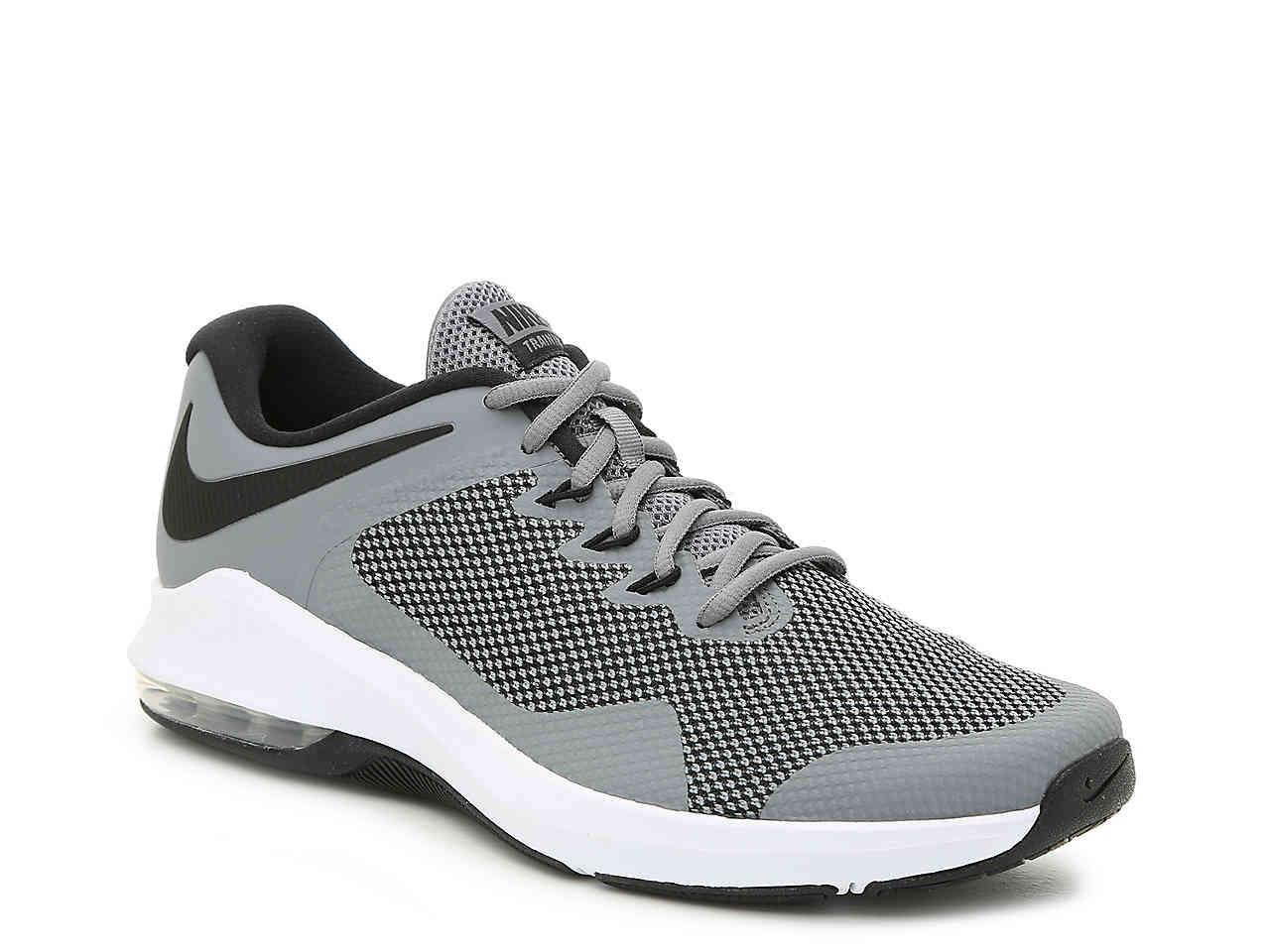 Lyst - Nike Air Max Alpha Trainer (black white) Men s Cross Training ... c25b8aaca1