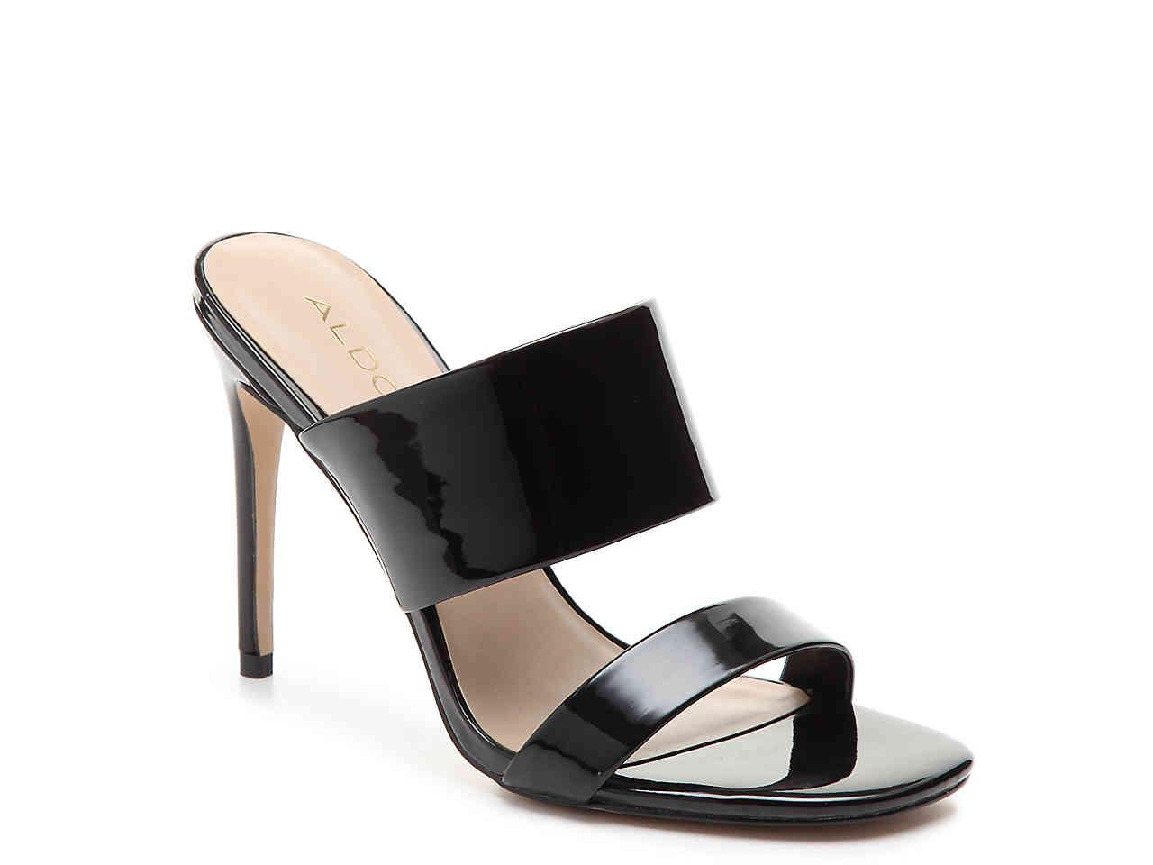 ede2c04cefa Lyst - ALDO Froema Sandal in Black