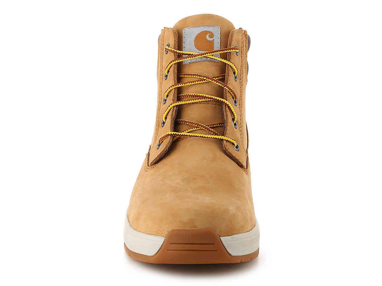 4594e0ecefb Lyst - Carhartt 4-inch Lightweight Wedge Boot in Brown for Men
