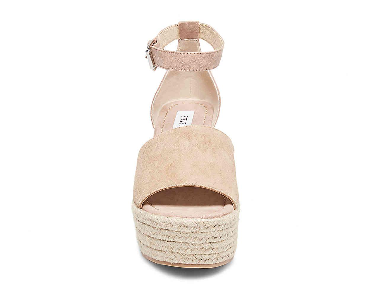 9641e4a5562b Lyst - Steve Madden Apolo Espadrille Wedge Sandal