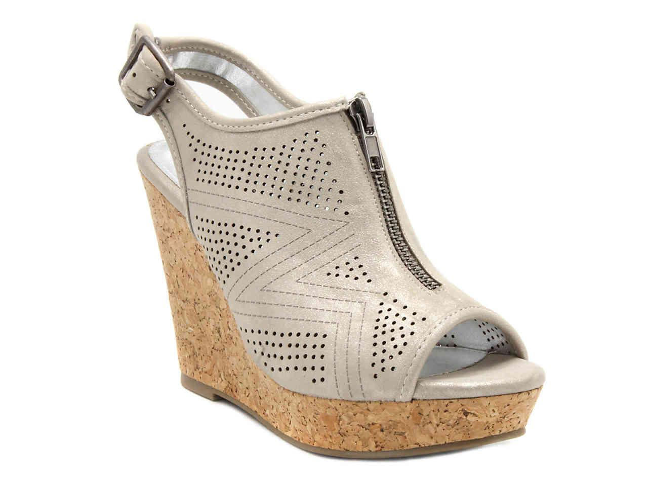 Rampage Chamomile Women's ... Wedge Sandals outlet excellent 6ToQxSeA