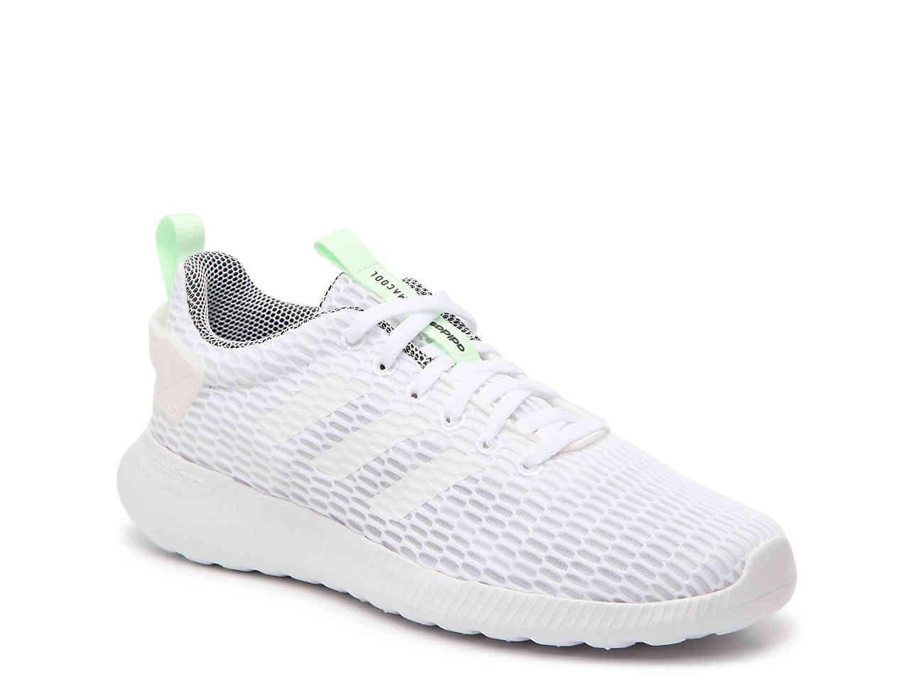 5ca2e74715b18 best lyst adidas cf lite racer sneaker in white 578c4 93296