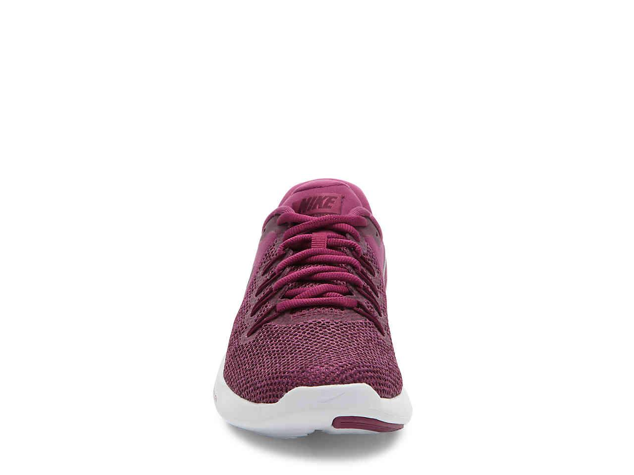 b2cf622f9696 Lyst - Nike Lunar Apparent Lightweight Running Shoe in Purple