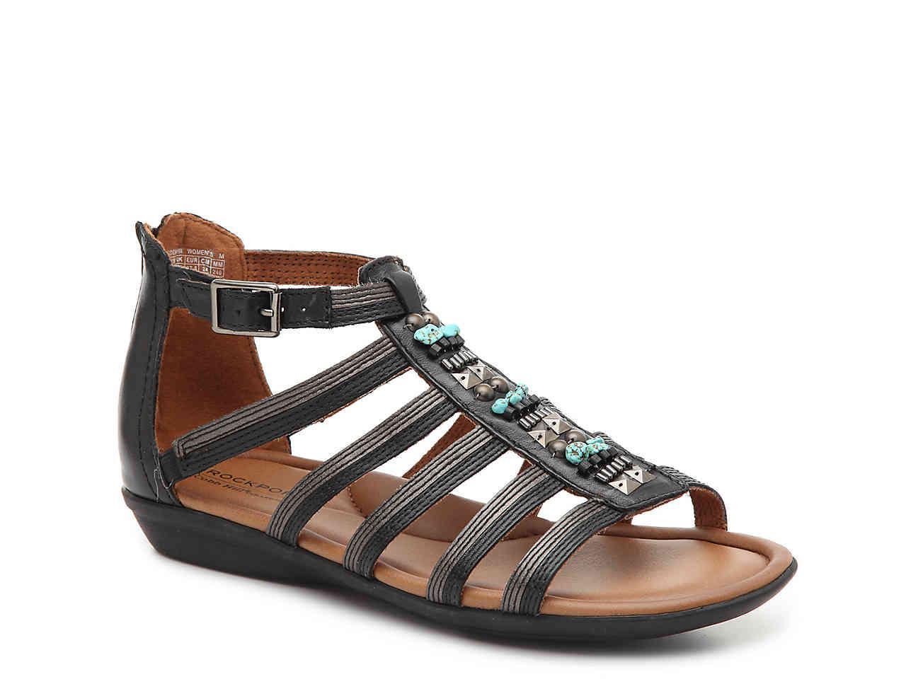 Rockport Jamestown Gladiator Sandal (Women's) PbXzvD