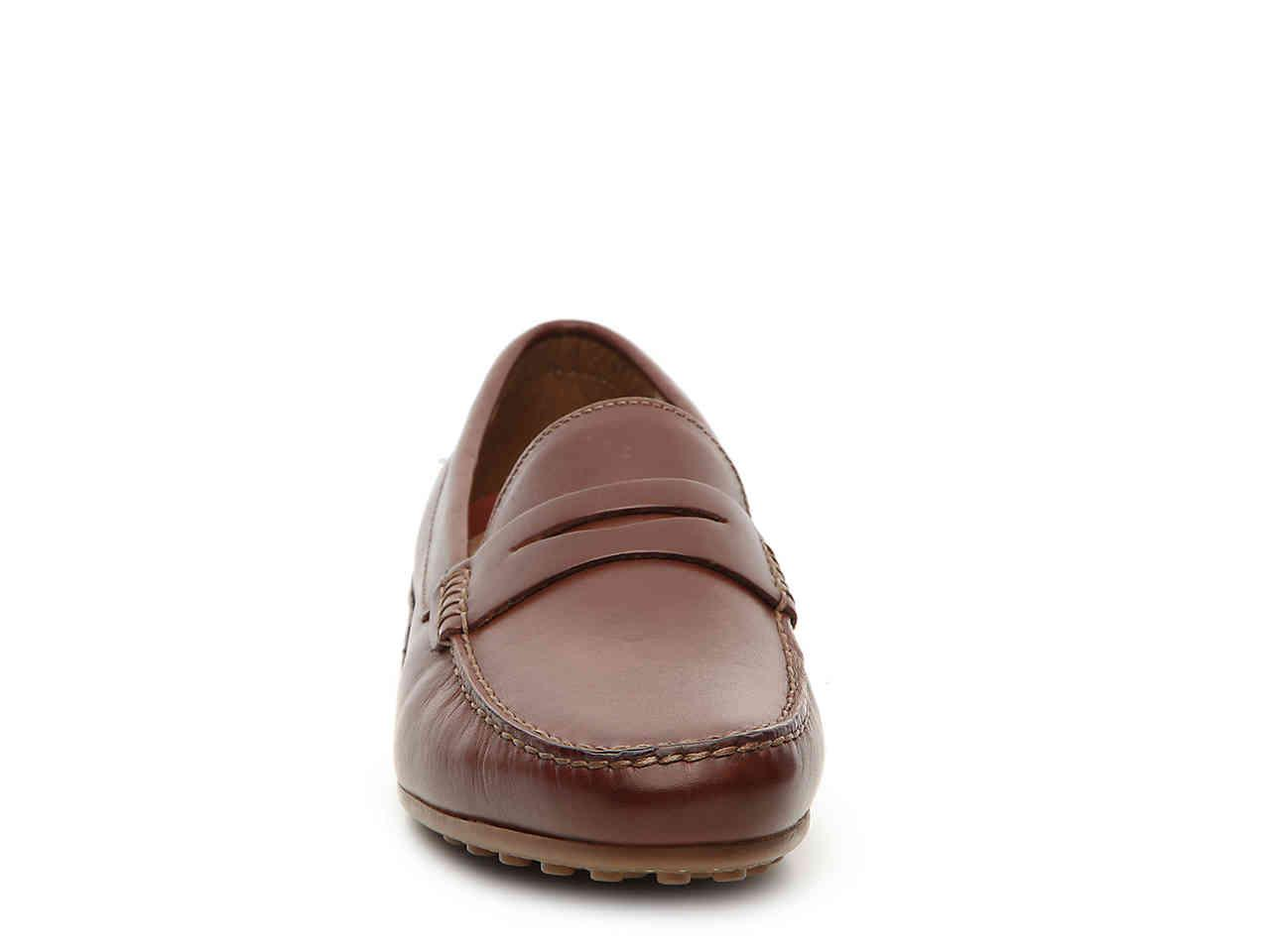0f4623162b1 Florsheim - Brown Oval Penny Loafer for Men - Lyst. View fullscreen