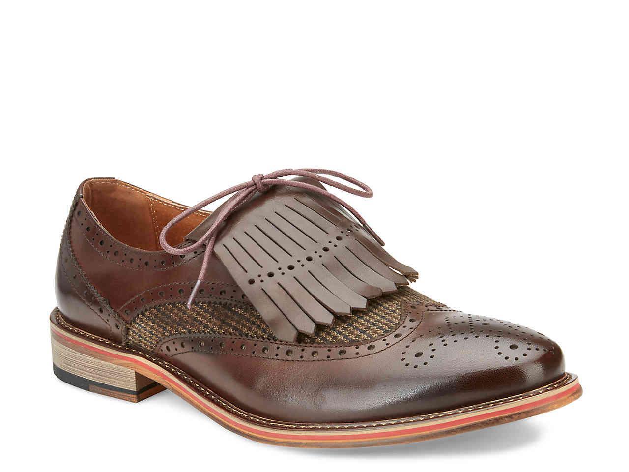 a436e7624 Lyst - Vintage Foundry Co. Kentye Wingtip Oxford in Brown for Men