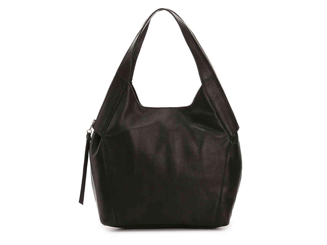 5fd84de2f649 Kooba Oakland Leather Hobo Bag in Black - Lyst