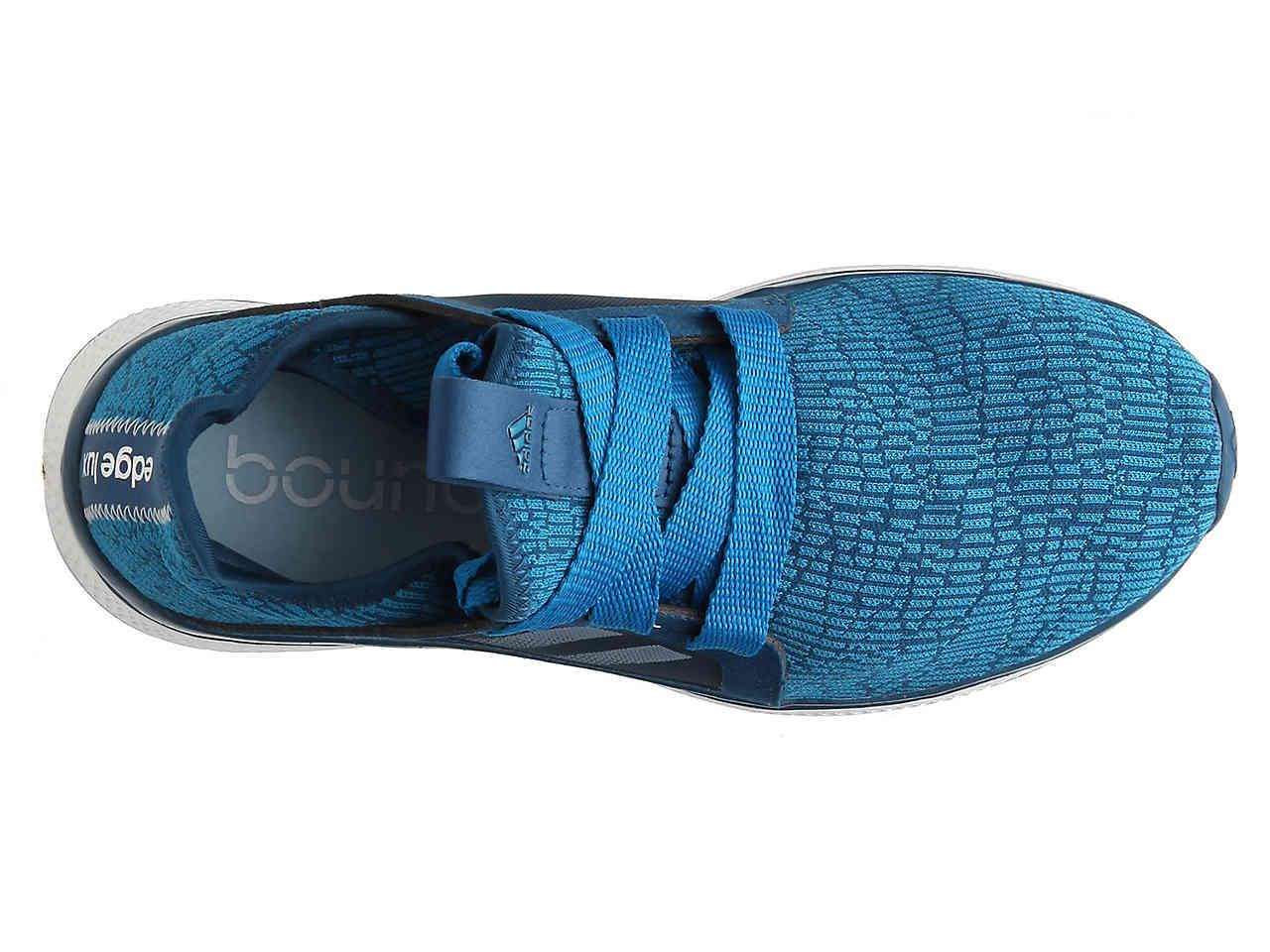 reputable site eb15f 6c81a Lyst - adidas Edge Bounce Lightweight Running Shoe in Blue