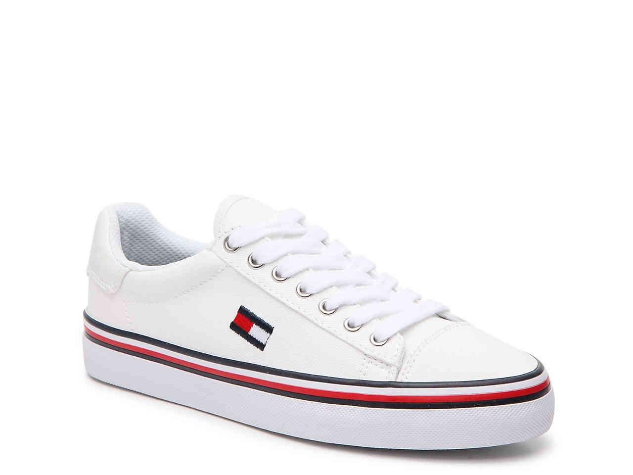 cadb1ad8 Tommy Hilfiger Fressian Sneaker in White - Lyst