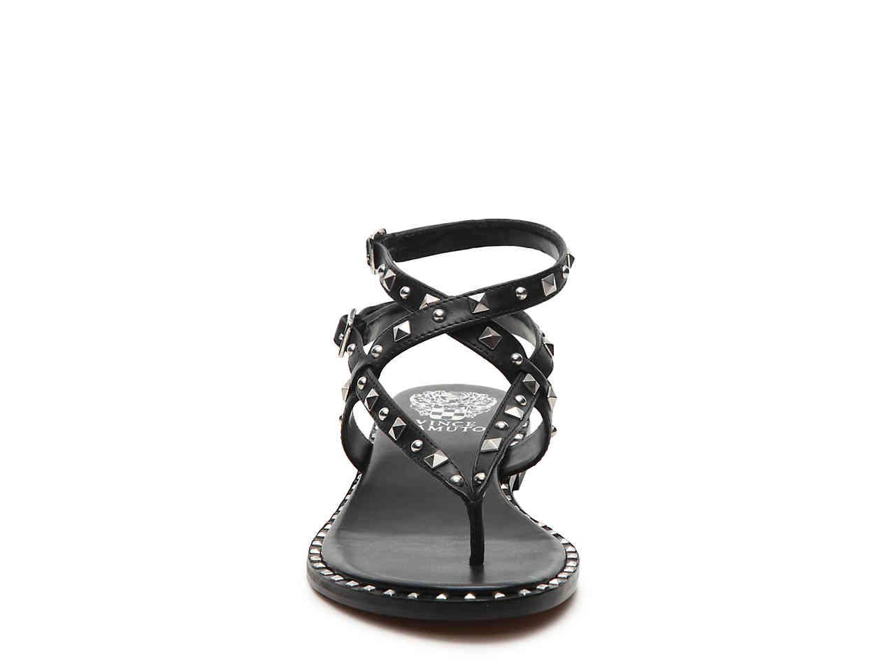 ba7b8ccc95a Lyst - Vince Camuto Jaxien Sandal in Black