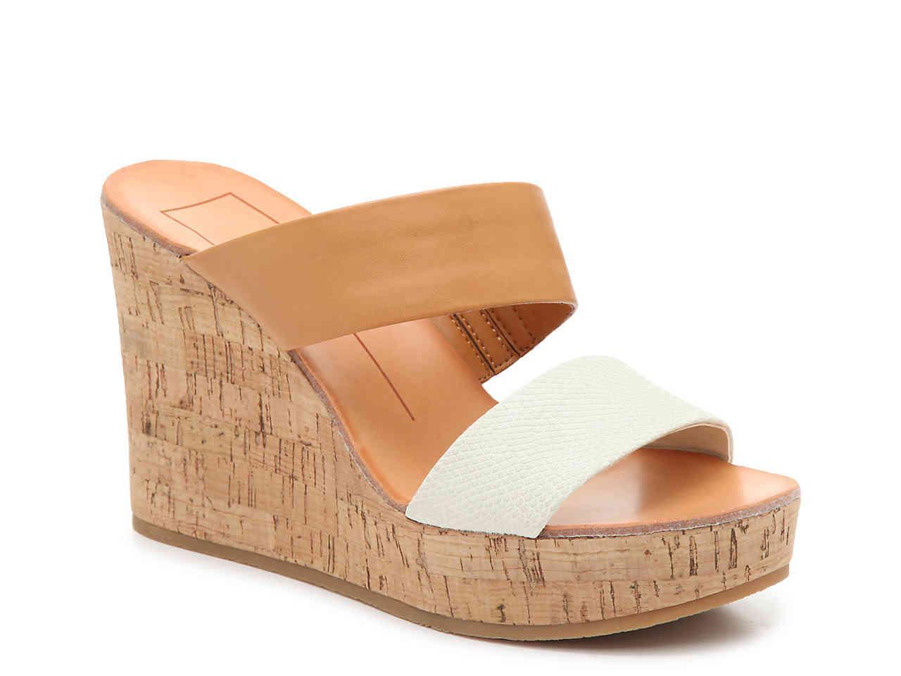 82860802d7a7 Dolce Vita. Women s Porcia Wedge Sandal