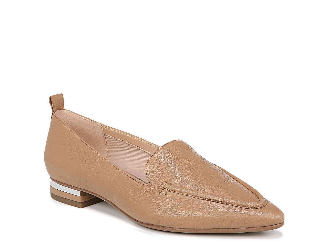 a8f41103f08 Lyst - Franco Sarto Susie Loafer in Brown