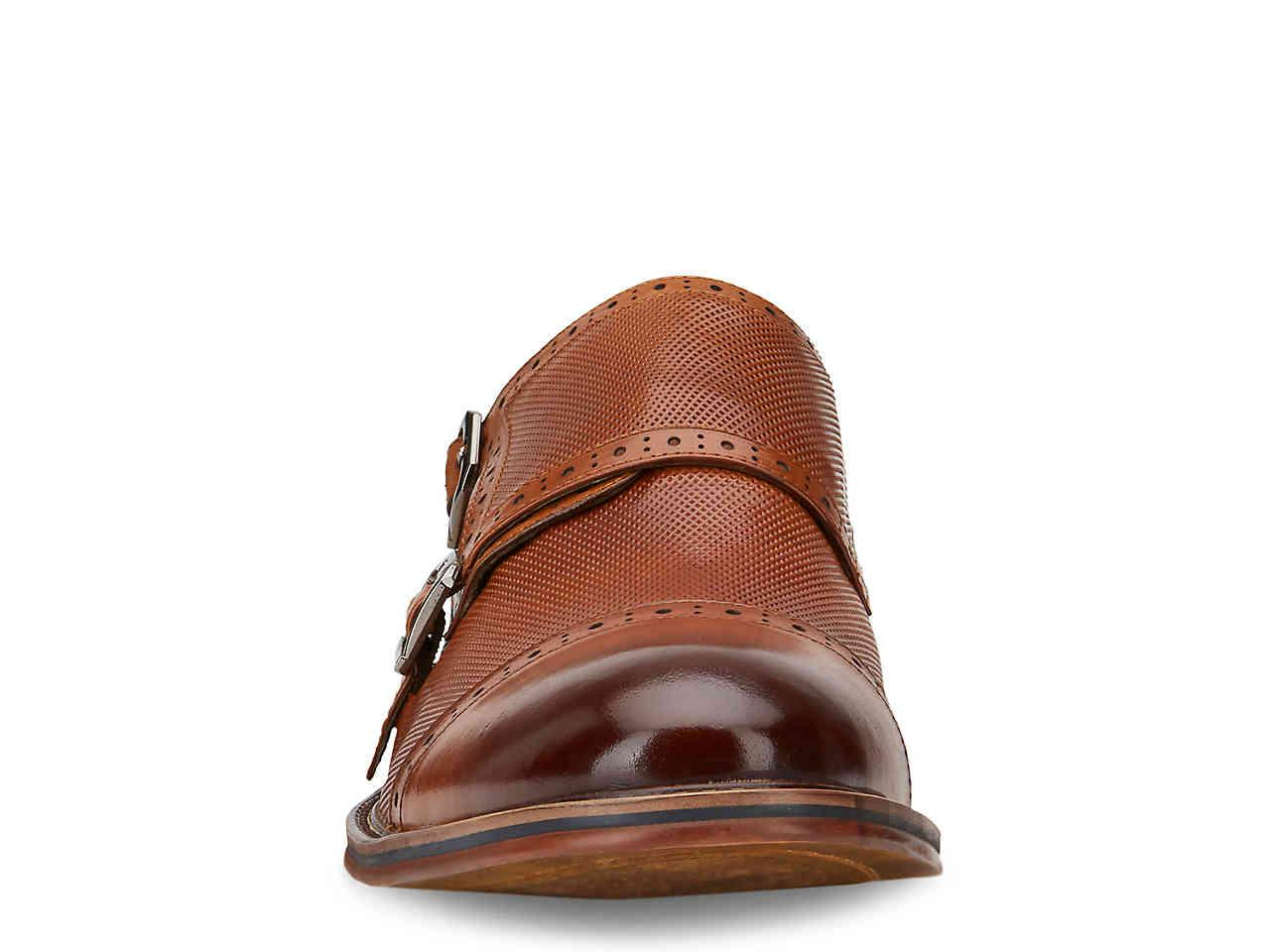 bec3ec412c9 Lyst - Vintage Foundry Co. Zorba Monk Strap Slip-on in Brown for Men
