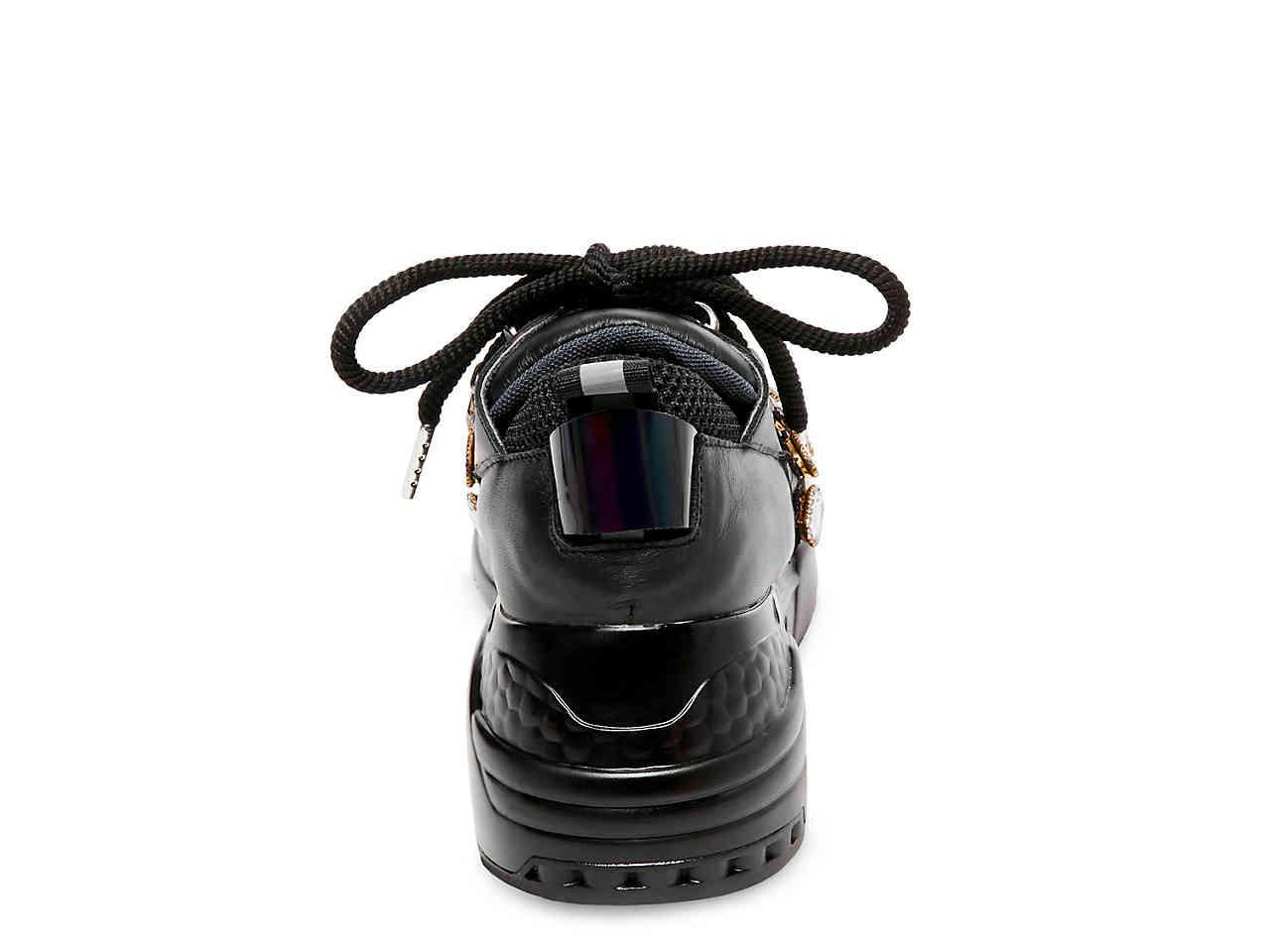 Steve Madden - Black Credit Bling Sneaker - Lyst. View fullscreen 26e11cad16e
