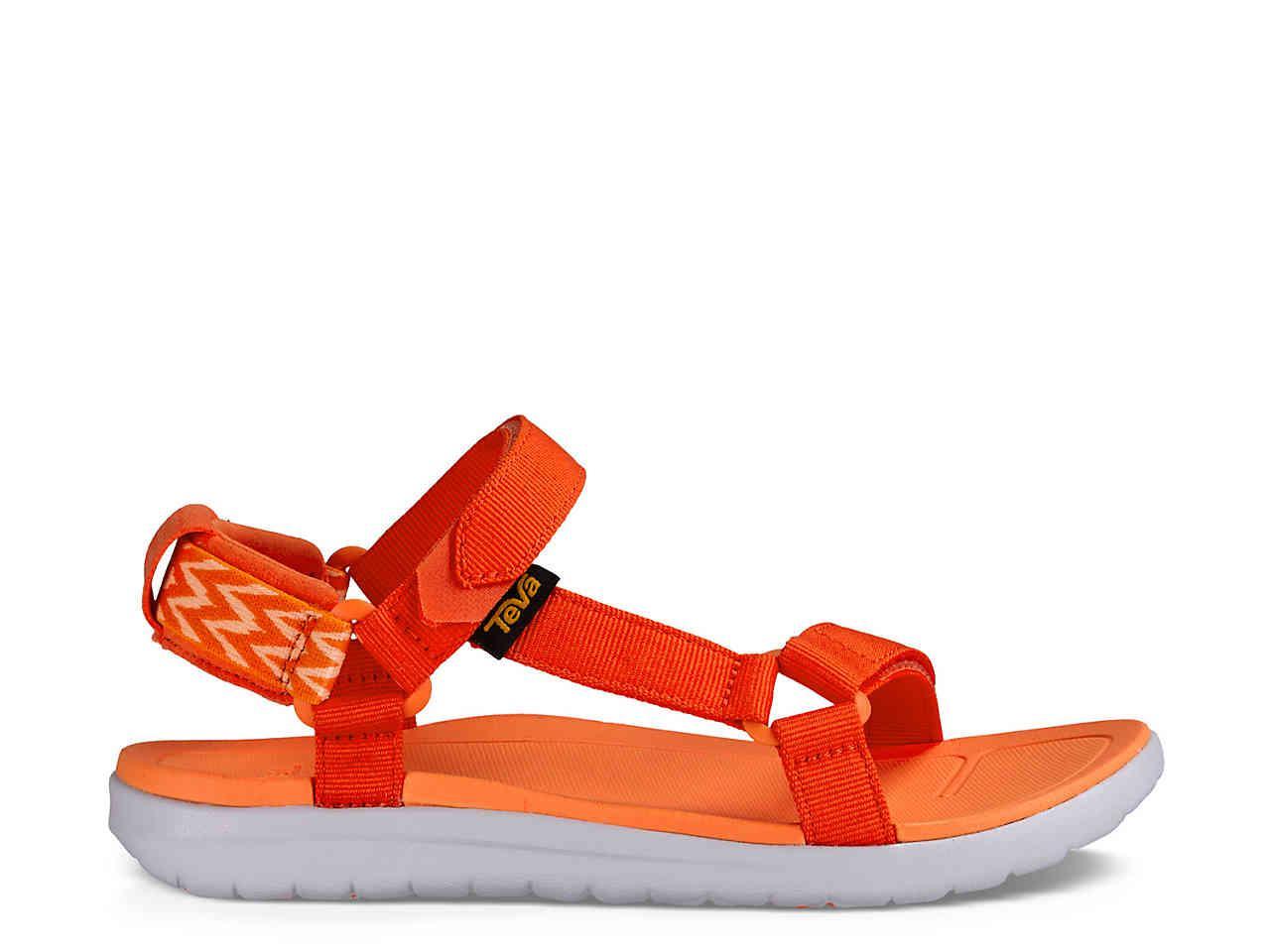 9592c2bec9a6 Lyst - Teva Sanborn Universal Sport Sandal in Orange