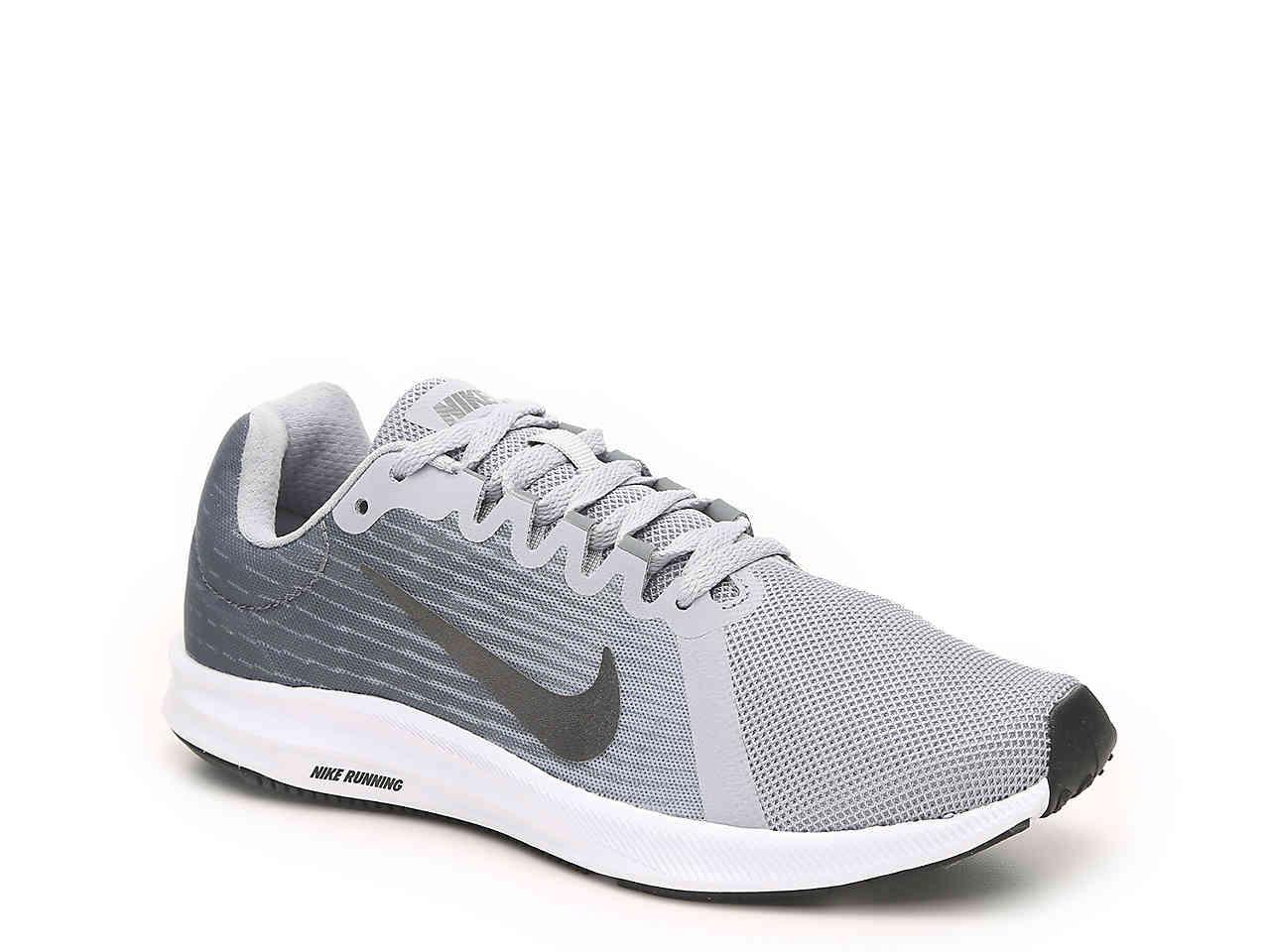 cc5a4f75164 Lyst - Nike Downshifter 8 Lightweight Running Shoe in Gray