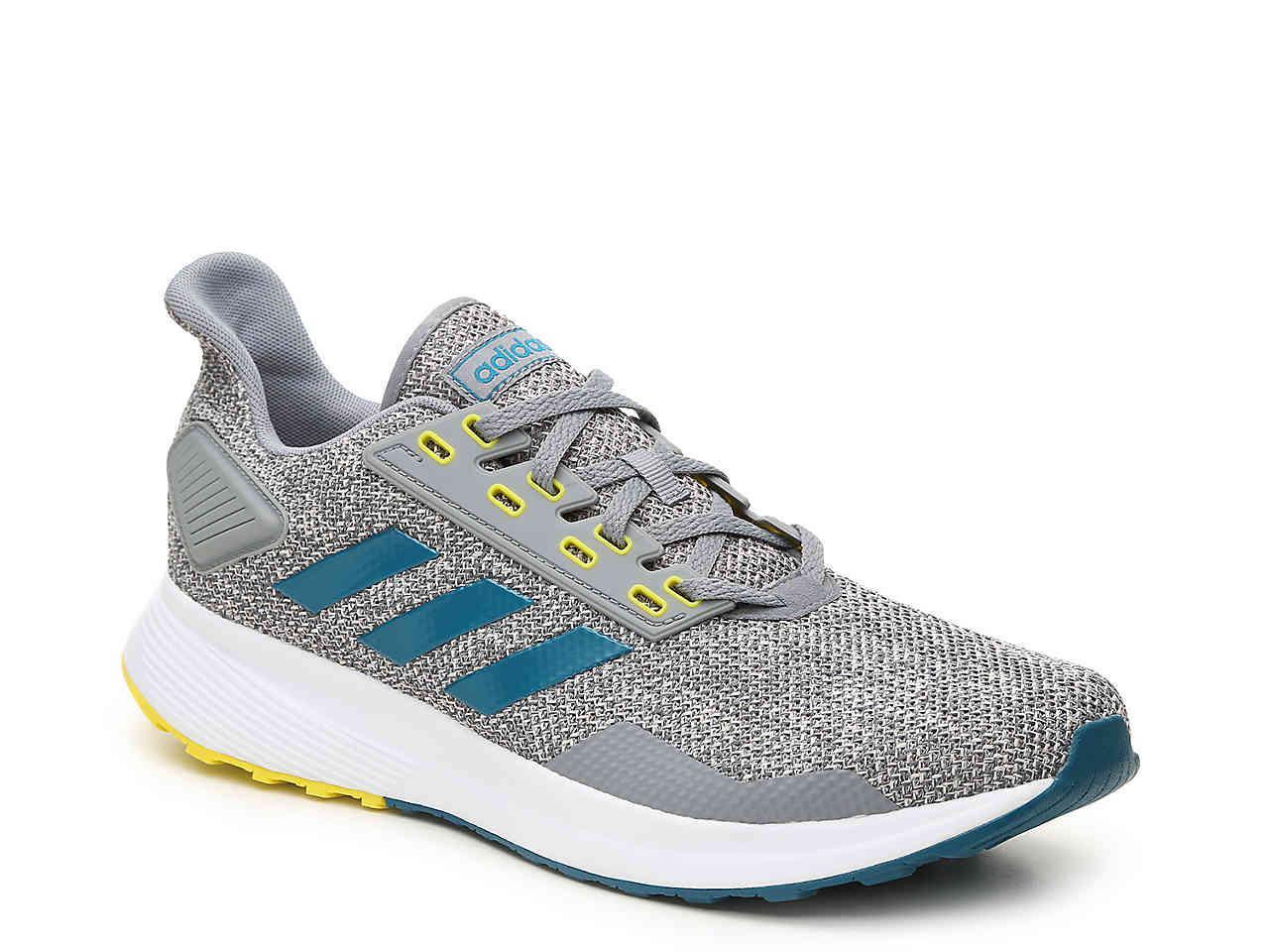 8a17ad30a05 Lyst - adidas Duramo 9 Lightweight Running Shoe in Gray for Men