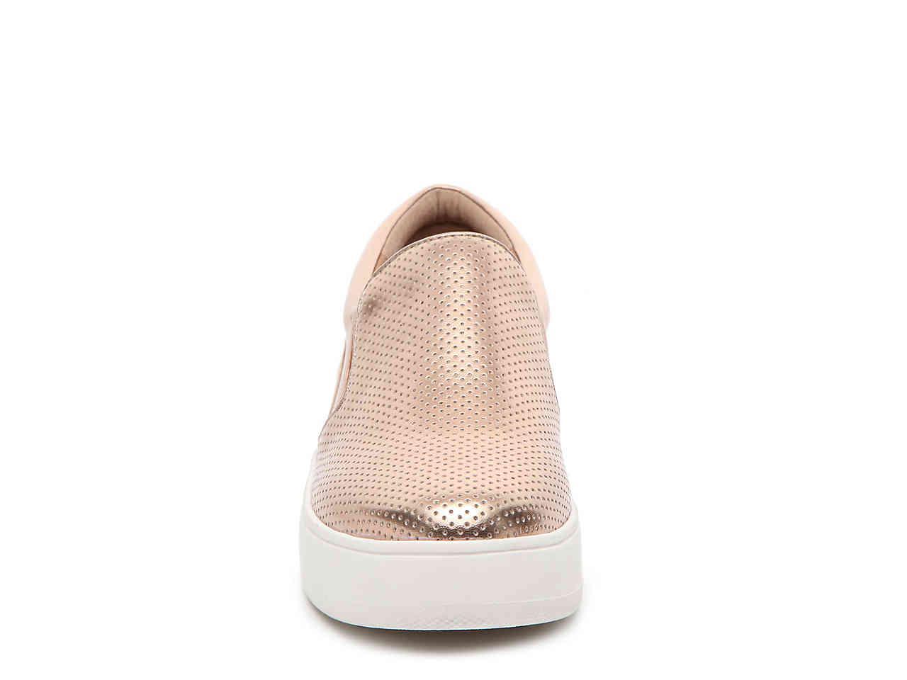 947555c742c Lyst - Steve Madden Genette Platform Slip-on Sneaker in Pink