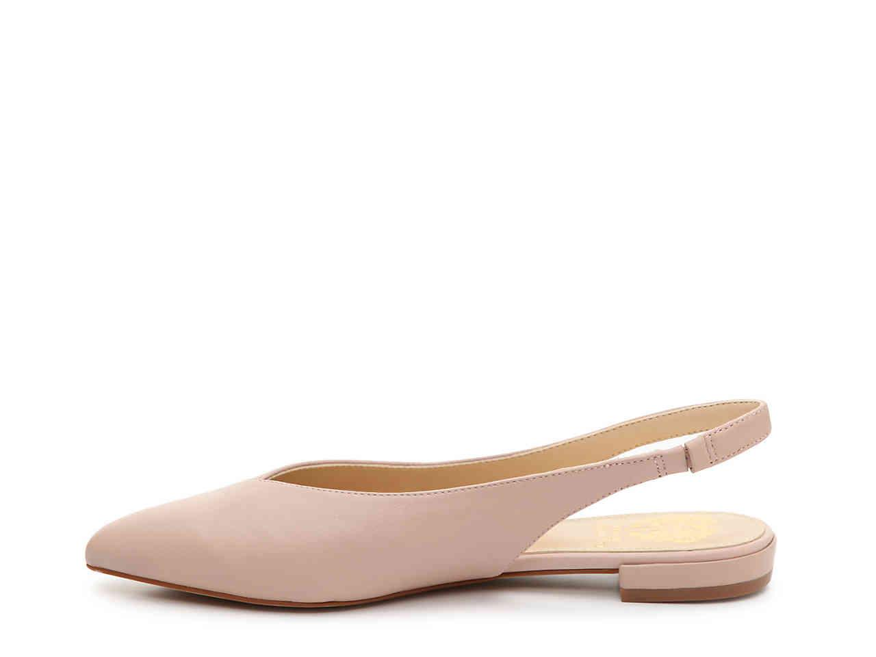9b15e35d6c1 Lyst - Vince Camuto Jasenia Flat in Pink