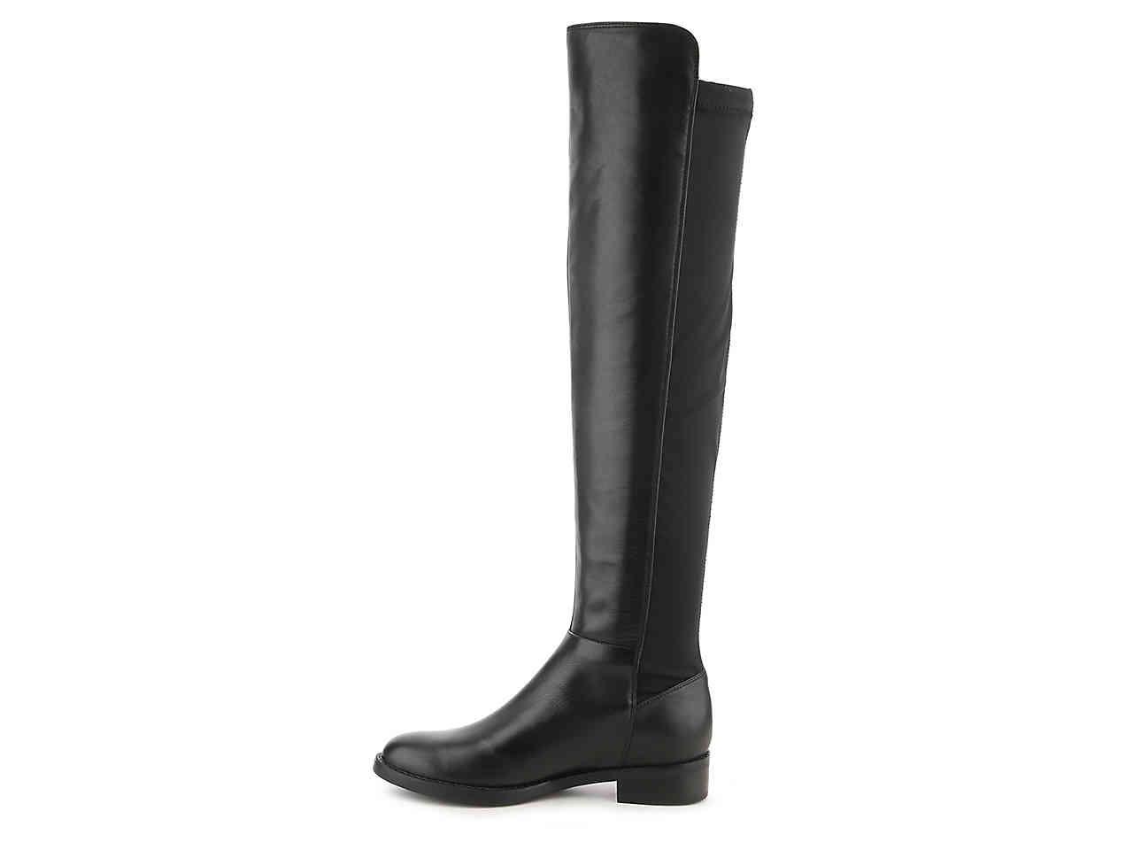 1ddaa368536 Lyst - Blondo Olivia Over The Knee Boot in Black