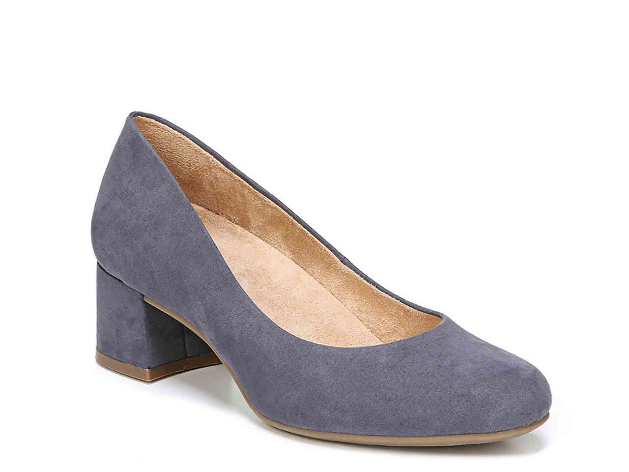 e8be2f70d288 Lyst - Naturalizer Donelle Pump in Blue