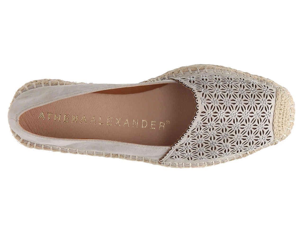 687d3c2d8e61 Athena Alexander - Gray Femka Flatform Slip-on - Lyst. View fullscreen