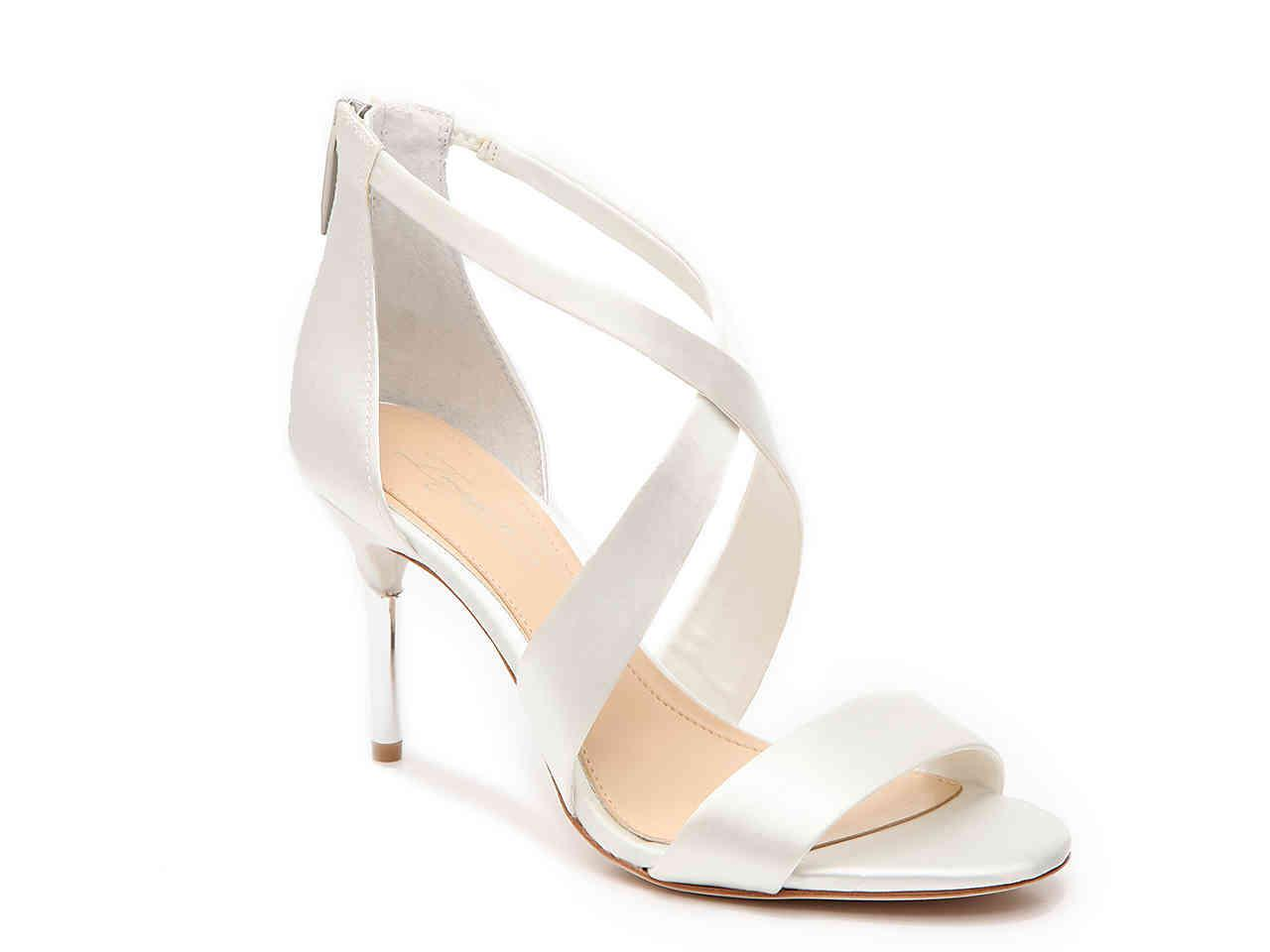 465a15e1ed99 Lyst - Imagine Vince Camuto Pascal Sandal in White