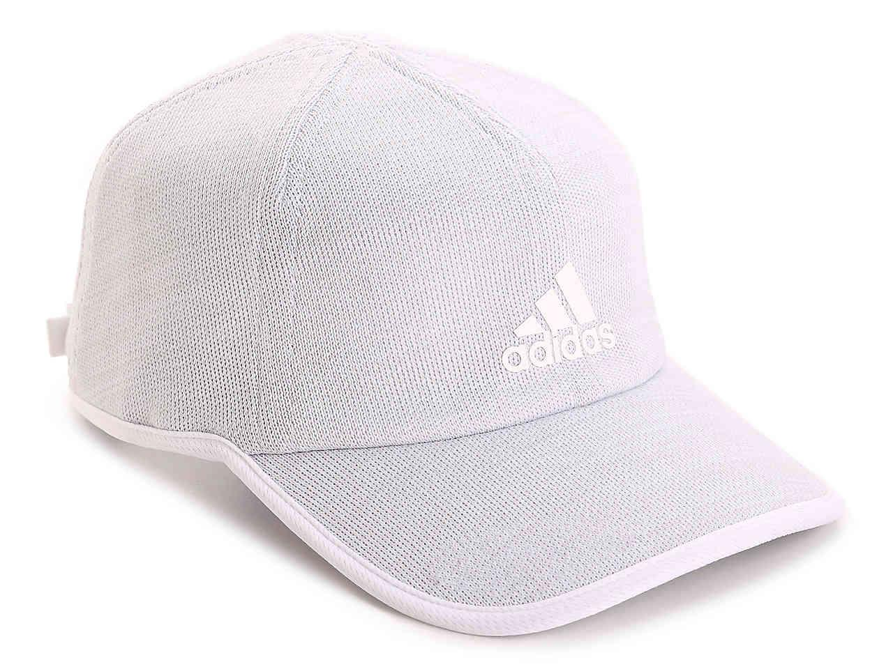 54fd45d612a Adidas - Gray Superlite Prime Ii Baseball Cap for Men - Lyst. View  fullscreen